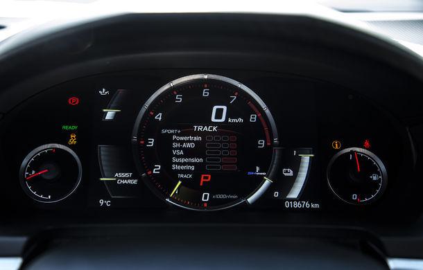 Prim contact cu modelele hardcore din gama Honda: pe circuit cu noul Civic Type R și cu supercar-ul NSX - Poza 37