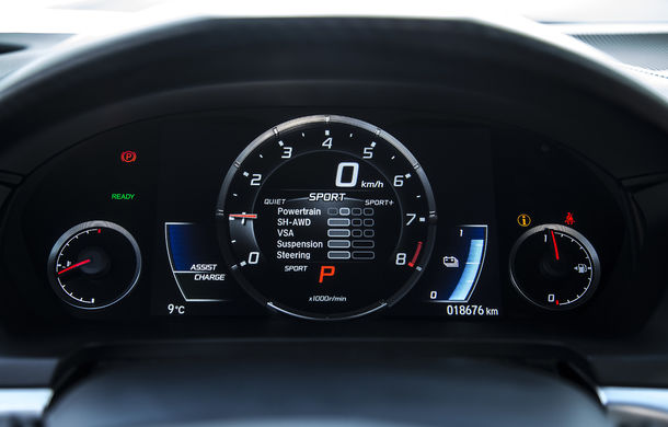 Prim contact cu modelele hardcore din gama Honda: pe circuit cu noul Civic Type R și cu supercar-ul NSX - Poza 34