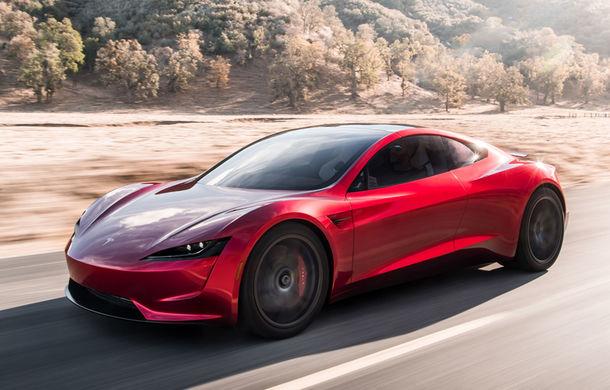 Elon Musk promite un nou Tesla Roadster: autonomie 1.000 de kilometri, 1.9 secunde până la 96 km/h și preț de 200.000 de dolari - Poza 1