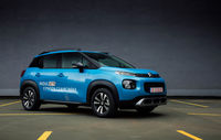Test drive Citroen C3 Aircross