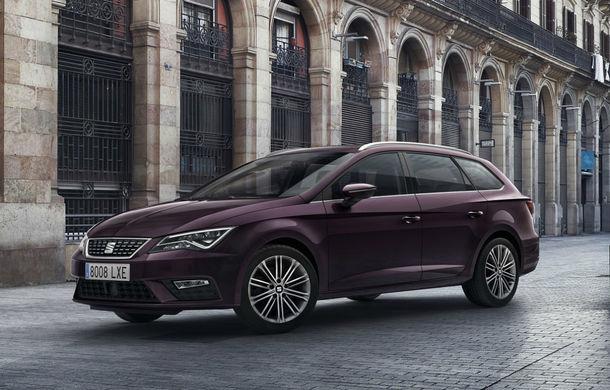 Seat Leon ST Cupra R: compacta spaniolă ar putea primi anul viitor o versiune Cupra și mai puternică - Poza 1