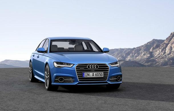 Noua generație Audi S6: sportiva derivată din A6 ar putea prelua motorul V6 biturbo de 2.9 litri și 450 de cai putere de pe RS4 și RS5 - Poza 1