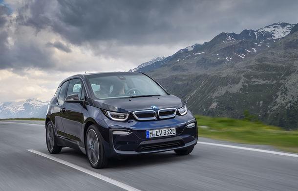 """BMW cheamă în service toate modelele i3 din SUA, din cauza unui """"risc de accidentare la gât pentru șoferii scunzi"""": clienții din Europa nu sunt afectați de recall - Poza 1"""