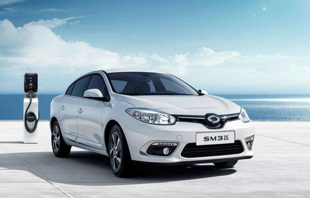 Renault și Samsung au lansat SM3 ZE în Coreea de Sud, un sedan 100% electric cu autonomie de 213 kilometri - Poza 1