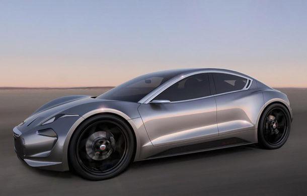 Autonomie de 800 de kilometri și încărcarea bateriei într-un minut: promisiunea lui Fisker pentru o viitoare mașină electrică - Poza 1
