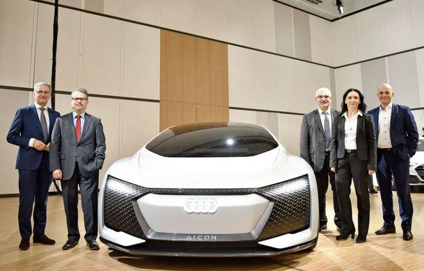 Presiunea sindicatelor: Audi va produce două noi SUV-uri electrice în Germania începând din 2021 - Poza 1