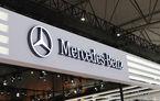 Geely a vrut să cumpere 5% din Daimler: nemții au refuzat oferta prin care chinezii ar fi pus mâna pe tehnologia mașinilor electrice
