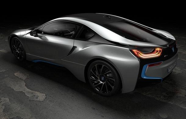 BMW i8 facelift și i8 Roadster: mai multă putere, autonomie mai mare și consum redus - Poza 6