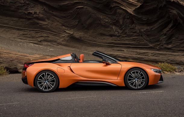 BMW i8 facelift și i8 Roadster: mai multă putere, autonomie mai mare și consum redus - Poza 10