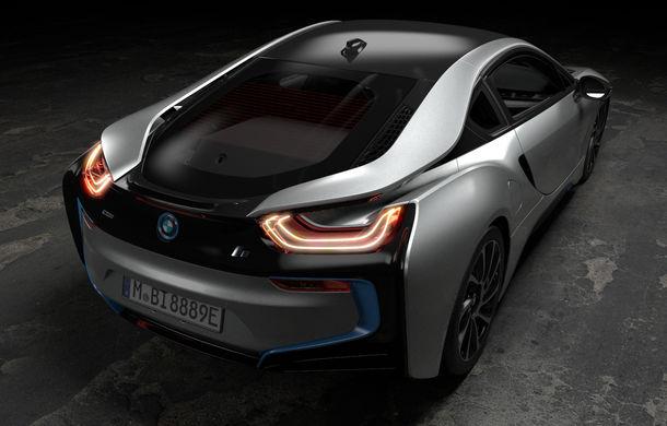 BMW i8 facelift și i8 Roadster: mai multă putere, autonomie mai mare și consum redus - Poza 4