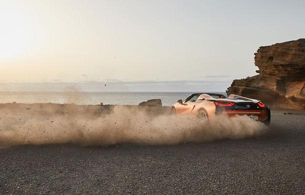BMW i8 facelift și i8 Roadster: mai multă putere, autonomie mai mare și consum redus - Poza 29