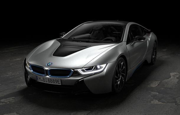 BMW i8 facelift și i8 Roadster: mai multă putere, autonomie mai mare și consum redus - Poza 2