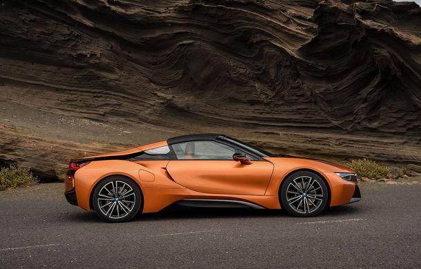 BMW i8 facelift și i8 Roadster: mai multă putere, autonomie mai mare și consum redus - Poza 9