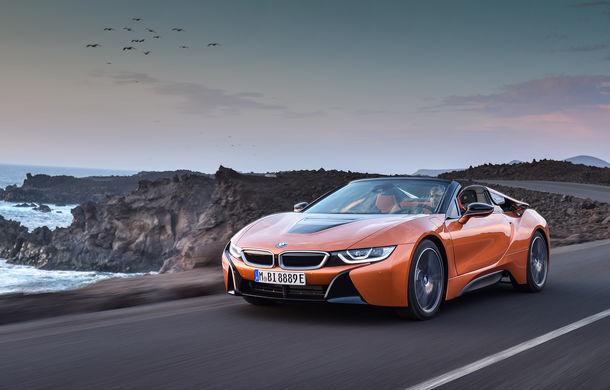 BMW i8 facelift și i8 Roadster: mai multă putere, autonomie mai mare și consum redus - Poza 16