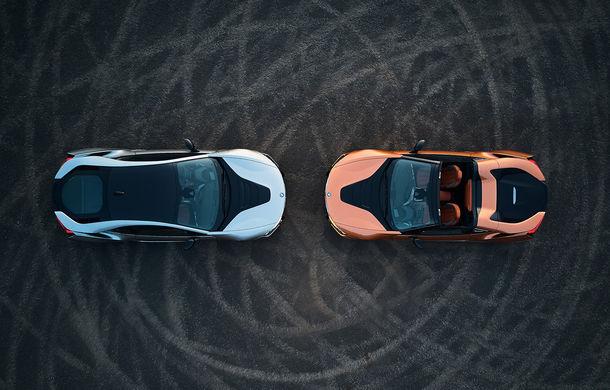 BMW i8 facelift și i8 Roadster: mai multă putere, autonomie mai mare și consum redus - Poza 31