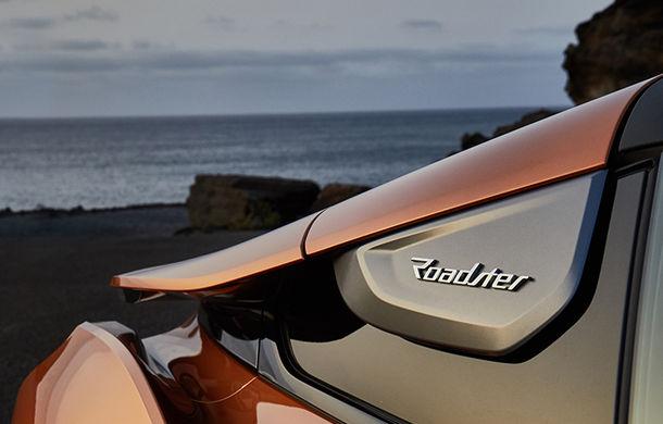 BMW i8 facelift și i8 Roadster: mai multă putere, autonomie mai mare și consum redus - Poza 39