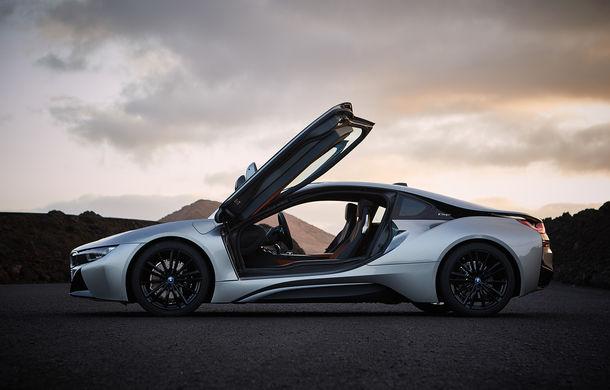 BMW i8 facelift și i8 Roadster: mai multă putere, autonomie mai mare și consum redus - Poza 11