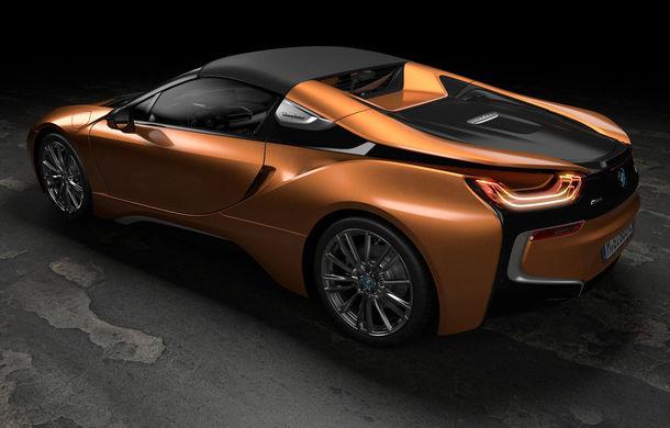 BMW i8 facelift și i8 Roadster: mai multă putere, autonomie mai mare și consum redus - Poza 7
