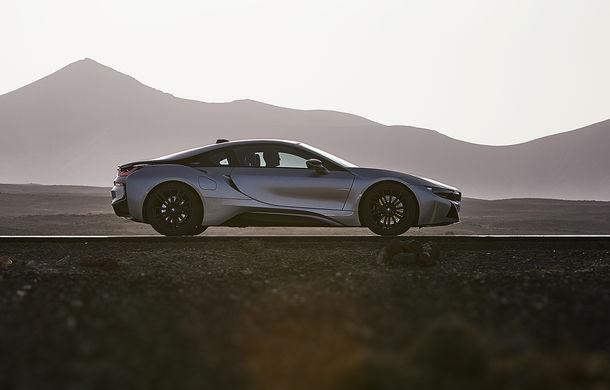 BMW i8 facelift și i8 Roadster: mai multă putere, autonomie mai mare și consum redus - Poza 26