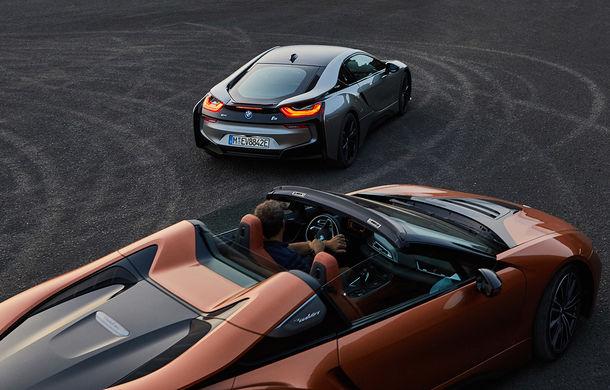 BMW i8 facelift și i8 Roadster: mai multă putere, autonomie mai mare și consum redus - Poza 34