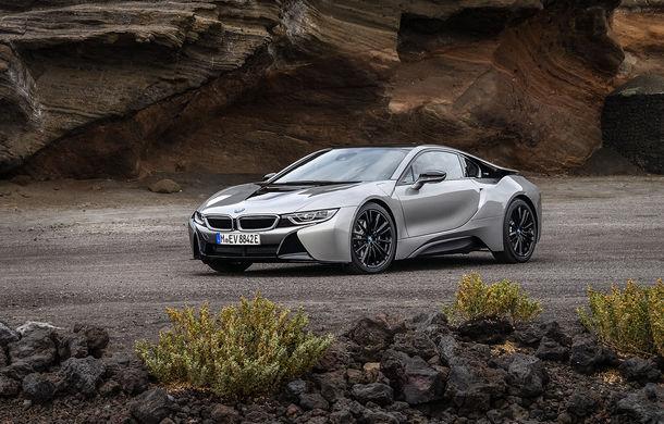 BMW i8 facelift și i8 Roadster: mai multă putere, autonomie mai mare și consum redus - Poza 13