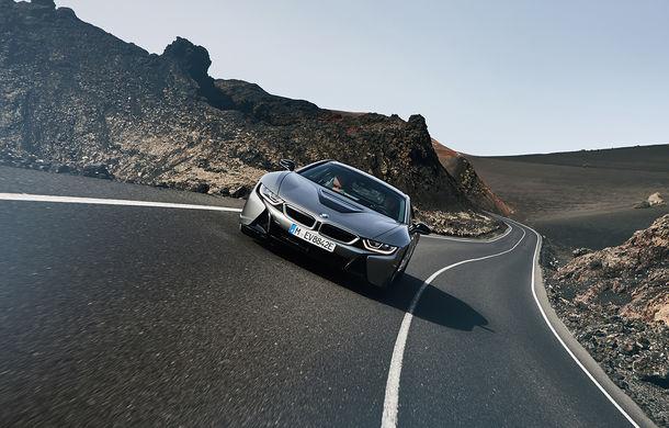 BMW i8 facelift și i8 Roadster: mai multă putere, autonomie mai mare și consum redus - Poza 23
