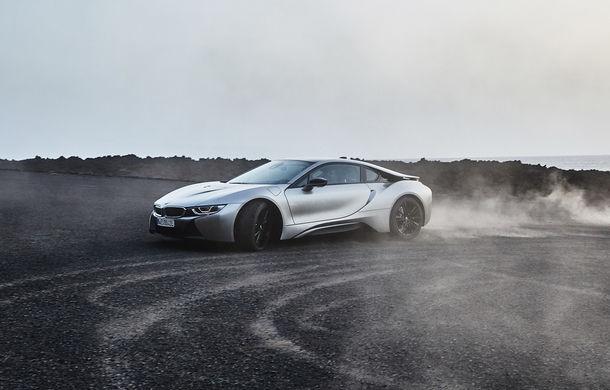 BMW i8 facelift și i8 Roadster: mai multă putere, autonomie mai mare și consum redus - Poza 33