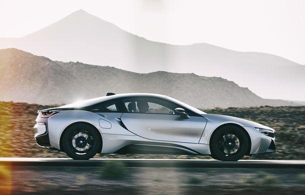 BMW i8 facelift și i8 Roadster: mai multă putere, autonomie mai mare și consum redus - Poza 8