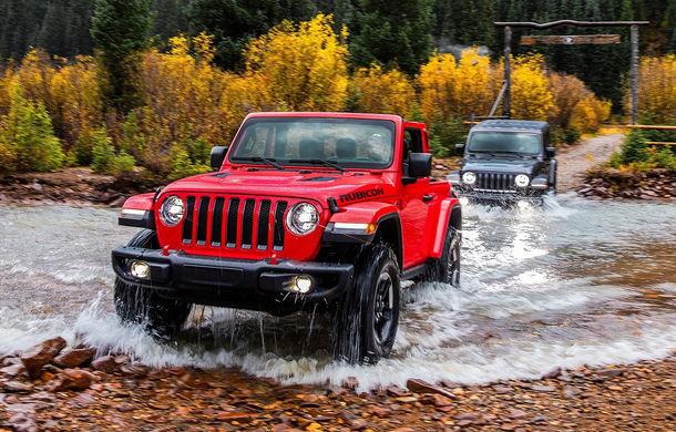 Jeep Wrangler reîncărcat: simbolul off-road american revine într-o generație nouă și mult mai tehnologizată - Poza 1