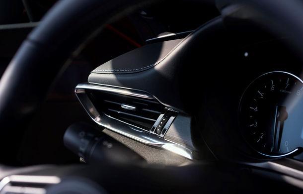 Mazda6 primește îmbunătățiri noi: design ușor revizuit și modificări în ceea ce privește comportamentul dinamic - Poza 14