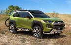 Toyota FT-AC Concept: prototipul unui SUV dedicat aventurierilor