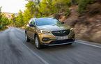 Opel Grandland X primește o versiune nouă: diesel de 177 CP cuplat la o cutie automată cu opt rapoarte