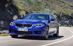 Noua generație BMW M5 pleacă de la 119.400 de euro cu TVA: 600 de cai putere și tracțiune integrală