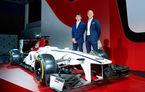 Monopostul Sauber din 2018 va fi alb și roșu: parteneriatul cu Alfa Romeo produce schimbări majore la echipa elvețiană