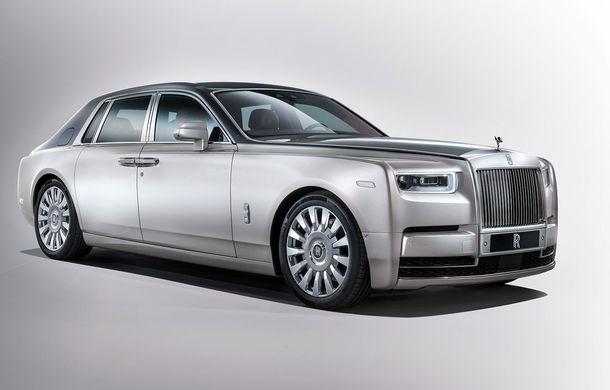 """Rolls-Royce va lansa o versiune electrică pentru Phantom: """"Nu ne interesează un model hibrid"""" - Poza 1"""