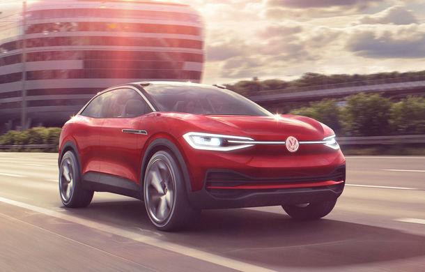 Volkswagen va lansa două SUV-uri electrice până în 2020: ID Crozz va fi acompaniat de un SUV inspirat din T-Roc - Poza 1