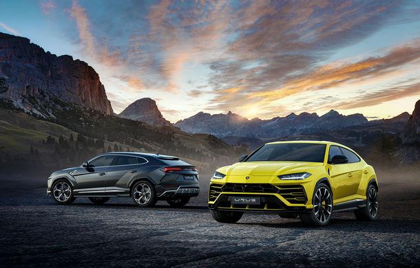 Lamborghini a lansat SUV-ul Urus: 650 CP, 850 Nm, tracțiune integrală și 0-100 km/h în 3.6 secunde - Poza 1