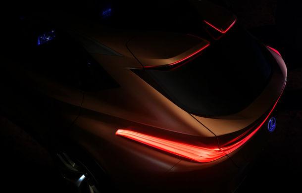 LF-1 Limitless: prima imagine teaser cu prototipul care va dicta designul viitoarelor SUV-uri Lexus - Poza 1