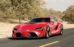 Confirmare oficială: urmașul lui Toyota Supra nu debutează în cadrul Salonului Auto de la Detroit