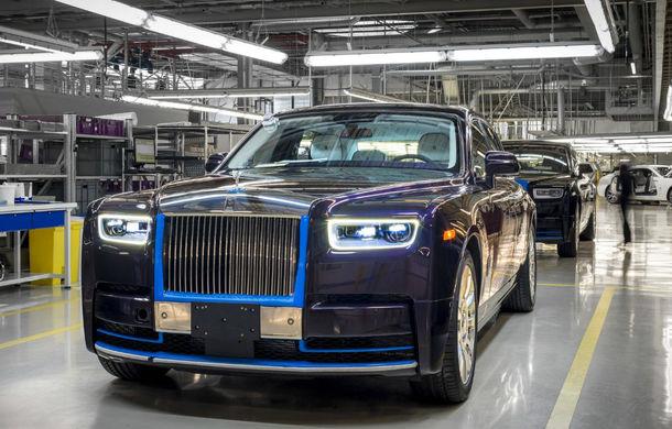 Primul Rolls-Royce Phantom VIII va fi scos la licitație: banii colectați vor fi folosiți în scopuri caritabile - Poza 2