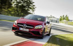 Un nou rival pentru Volkswagen Golf R și Honda Civic Type-R: Mercedes A35 AMG va deveni cel mai accesibil model AMG