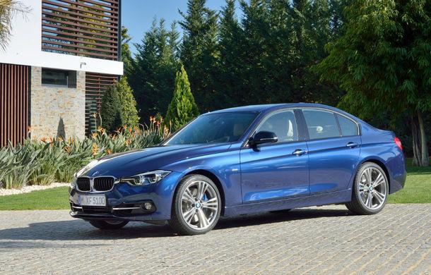 Procurorii germani analizează acuzațiile împotriva BMW Seria 3: modelul bavarez, suspectat că depășește normele de poluare - Poza 1