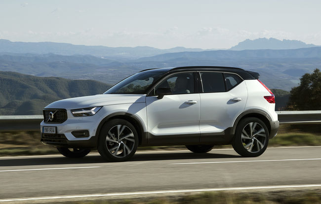 test drive test drive volvo xc40 t5 awd pe teritorii necartografiate automarket. Black Bedroom Furniture Sets. Home Design Ideas