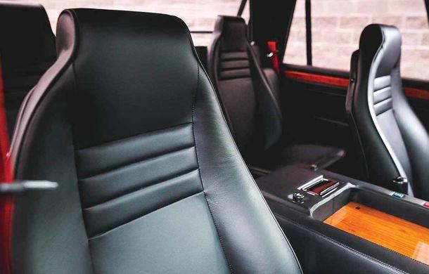 Cu gândul la Urus? Un Lamborghini LM002 din 1990 s-a vândut cu 467.000 de dolari - Poza 11