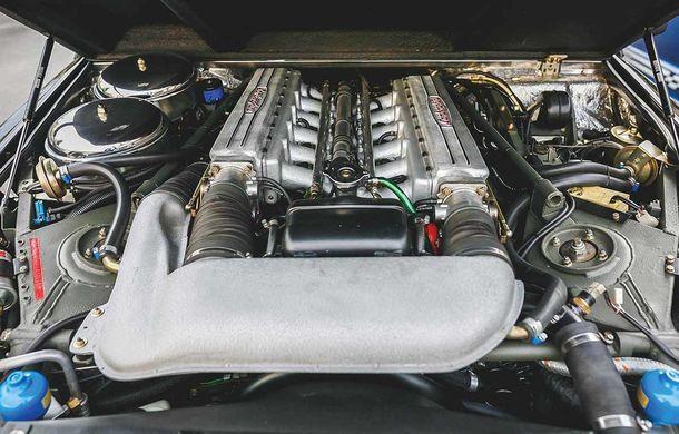 Cu gândul la Urus? Un Lamborghini LM002 din 1990 s-a vândut cu 467.000 de dolari - Poza 6