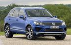 Din nou în ofsaid: Volkswagen a fost prinsă că folosește dispozitive ilegale care manipulează emisiile pe modelele Touareg