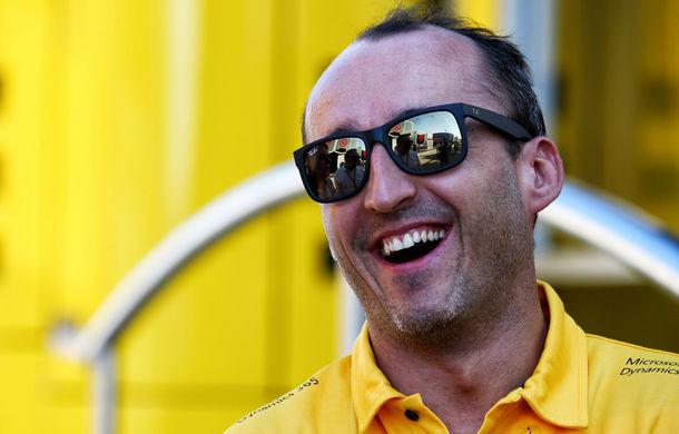 Kubica a pierdut lupta pentru revenirea în Formula 1: Sergey Sirotkin, favorit să semneze cu Williams - Poza 1