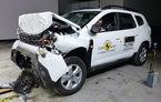 Noua generație Dacia Duster a obținut 3 stele la testele de siguranță Euro NCAP