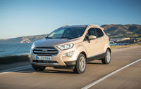 Test drive Ford Ecosport