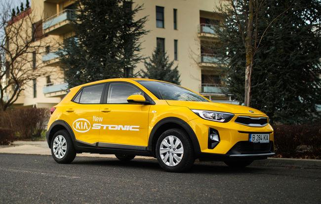 Test drive Kia Stonic